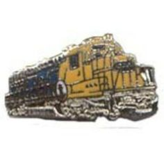 "Santa Fe Diesel Railroad Pin 1"" by FindingKing. $8.99. This is a new Santa Fe Diesel Railroad Pin 1"""