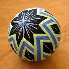 temari balls | Temari ball 1 | Flickr - Photo Sharing!