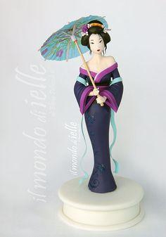 C Steele Collection Porcelain China Porcelain Jewelry, Porcelain Ceramics, Porcelain Tiles, Asian Doll, Clay Ornaments, Fondant Figures, Cold Porcelain, Painted Porcelain, Porcelain Skin