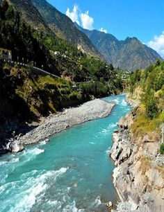 SWAT RIVER good visiting place