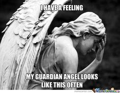 How my guardian angel looks Angel Meme Angel Meme, Cemetery Angels, Cemetery Art, Highgate Cemetery, Cemetery Statues, Inspirational Quotes With Images, My Guardian Angel, Angels Among Us, Don't Blink