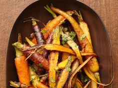 50 Vegetable Side Dishes from #FNMag #ThanksgivingFeast