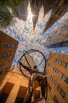 New York, NY - Rockefeller Center | See more Amazing Snapz