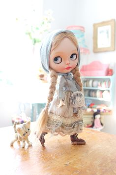Meet The Girls!   Dolly Treasures
