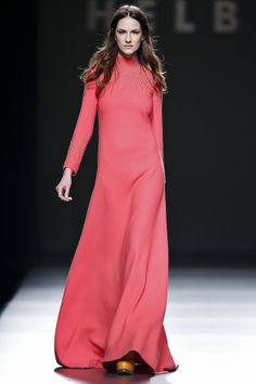 Teresa Helbig - Madrid Fashion Week O/I 2014-2015 #mbfwm