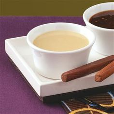 "Golden Mustard Fondue Recipe -""Chicken fingers, sausage slices, pretzels and more take on a German Oktoberfest flavor when dunked in this sweet and tangy fondue.""—Darlene Brenden, Salem, Oregon"
