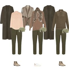 Capsule wardrobe, Spring key pieces,