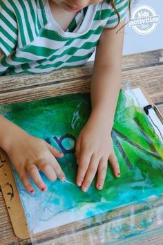 Trace your name with a gel pack 10 ways to write your name