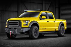 2015 Hennessey VelociRaptor 600 Supercharged Ford F-150