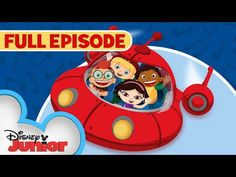 Leo, Annie, June and Quincy travel in their rocket to the snowy Himalayan Mountains where Santa has dropped off Annie's gift! Watch Little Einsteins in the D. Cartoon Network Adventure Time, Adventure Time Anime, Disney Junior, Little Einsteins, Monster University, The Big Four, Disney Infinity, Disney And More, Monsters Inc