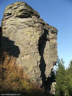 Owl Stone - Harghita mountains, Transylvania