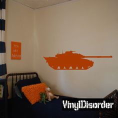 Vinyl Disorder decals are a great way to add a stylistic touch to almost any surface! Car Decals, Vinyl Wall Decals, Military Tank, Home Decor, Decoration Home, Room Decor, Car Decal, Home Interior Design, Home Decoration