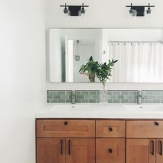 """112 Likes, 17 Comments - Amen Design Co. (@amendesign.co) on Instagram: """"Friday feelin' fresh! This renovation was a wild ride, I'm thrilled to see it all come together."""""""