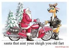 Biker Christmas - Bing Images