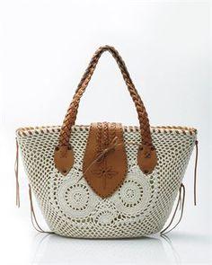 Buco The Crochet Tote Bag Crochet Tote d78da0fc7c486