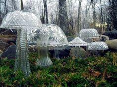 Toadstools to Topiaries, Mushroom Garden Projects #gardenart
