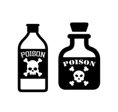 Poison Cuttable Design Cut File. Vector, Clipart, Digital Scrapbooking Download, Available in JPEG, PDF, EPS, DXF and SVG. Works with Cricut, Design Space, Cuts A Lot, Make the Cut!, Inkscape, CorelDraw, Adobe Illustrator, Silhouette Cameo, Brother ScanNCut and other software.