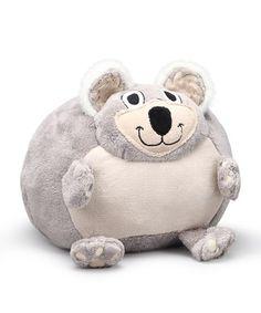Cassidy Koala Cuddly Buddies Pillow by Cuddly Buddies by Berkshire Blanket #zulily #zulilyfinds