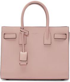 Saint Laurent Pink Baby Sac De Jour Tote  https://api.shopstyle.com/action/apiVisitRetailer?id=510554691&pid=uid6400-33961420-65