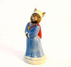 Bunnykins By Royal Doulton | Royal Doulton Queen Sophie Bunnykins Figurine DB46 1985 Royal Family ...