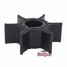 Impeller 6E0-44352-00 For Yamaha 2 Stroke 4HP 5HP Outboard Engine 6E0 6E3 models