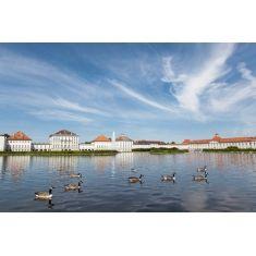 München, W.Schmitz, Schloss Nymphenburg, Fototapete, Merian, online zu kaufen