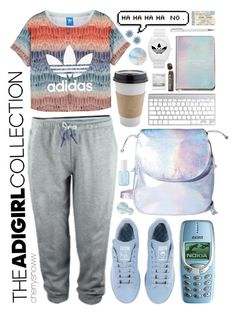"""Show Off Your adGIRL Style: Contest Entry"" by cherrysnoww ❤ liked on Polyvore"
