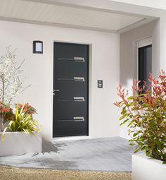 Porte D Entrée Maison Contemporaine les 60 meilleures images du tableau porte d'entrée sur pinterest