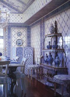 Delicious Delft Blue