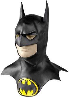 Batman 1989 1992 Michael Keaton Costume Mask Cape Gloves