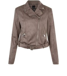 Discover the latest trends at New Look. Bomber Coat, Anorak Jacket, Parka Coat, New Look, Latest Trends, Leather Jacket, Grey, Jackets, Shopping