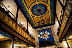 THE AMAZING SURVIVAL OF THE REICHER SYNAGOGUE IN LODZ, POLAND