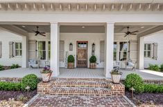124 Trinity Farm Dr , Canton, GA 30115 is currently not for sale. single-family home is a 6 bed, bath property. This home was built in 2018 and last sold on for. View more property details, sales history and Zestimate data on Zillow. Brick Steps, Farmhouse Front Porches, Modern Farmhouse Exterior, Southern Porches, Texas Farmhouse, Urban Farmhouse, Farmhouse Design, Building A Porch, House With Porch