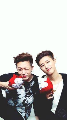 Hanbin & Bobby   iKON   @AlienGabs51