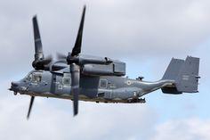 08-0050 CV-22B 7th SOS, 352nd SOW (AFSOC), RAF Mildenhall
