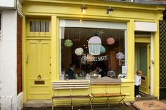 Primrose Bakery   London  69 Gloucester Avenue  London, Greater London  +44 20 7483 4222  Primrose Bakery  42 Tavistock Street  Covent Garden  +44 20 7836 3638