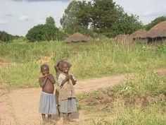 Take me back to Uganda.