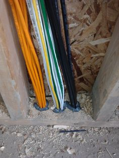tv prep with conduit prep for future cables low voltage pre wire rh pinterest com Residential Electrical Wiring Diagrams House Wiring Guide