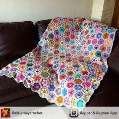 By @elsiemaycrochet #crochet #crocheting #crochetersofinstagram #instacrochet #capturethecrochet by capturethecrochet