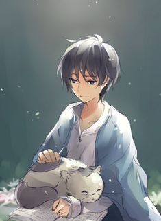 """His heart may have been weak, but his soul was strong... Sho of """"The Secret World of Arietty"""""""
