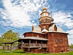 Suzdal - one of so called Golden Ring cities.  this the monument of russian wooden architecture of 17th century By Alika