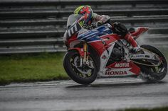 Honda Racing en el Mundial de Resistencia en Oschersleben