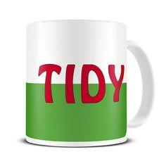 MG111 Magoo Tidy Welsh Wales Flag Coffee Mug – funny gift ideas for welsh