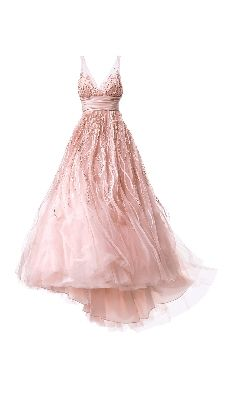 blush wedding gown (for my blush and gold wedding!!)