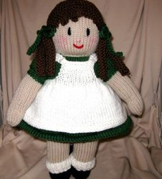 PATTERN  Annie PDF by YvonneKnits on Etsy, $3.50