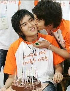 Ryeowook and Siwon - Super Junior