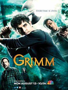 Grimm - Série TV 2011 - AlloCiné