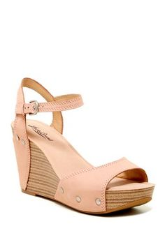 Marshha Wedge Sandal