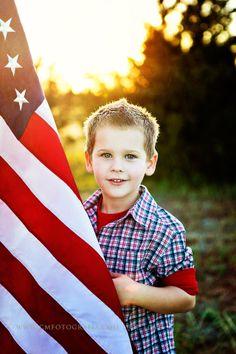Flag love!