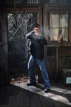 Do not mess with The Dean Winchester, your nightmares have nightmares about HIM